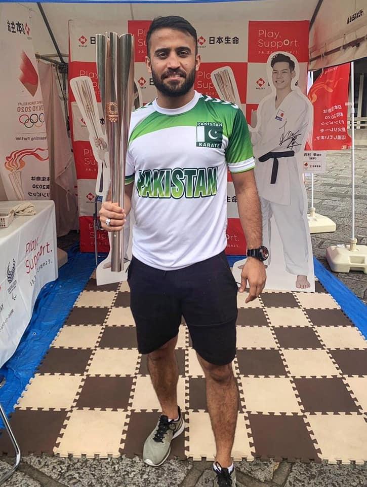Tokyo Karate 1 Premier League 2019: Pakistani Karatika