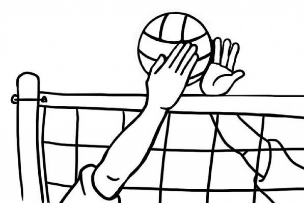 Easy Victories For Giants In National Volleyball Championship Khilari