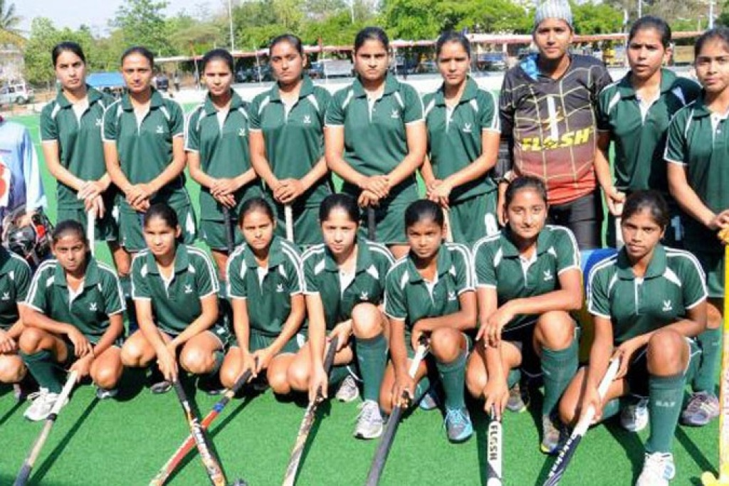 Pakistan Team Is One Of The Seven Teams To Participate In Asian Games Women Hockey Qualifying Round At Bangkok Thailand Top Four Teams From The Tournament