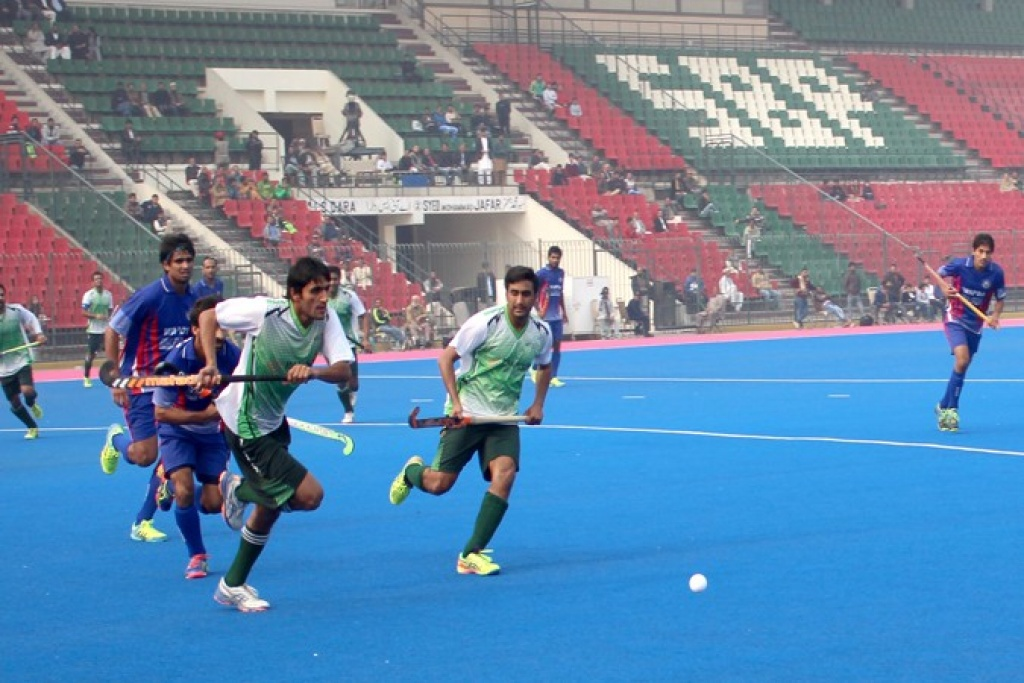Pakistan To Face Chinese Taipei In Youth Games Hockey