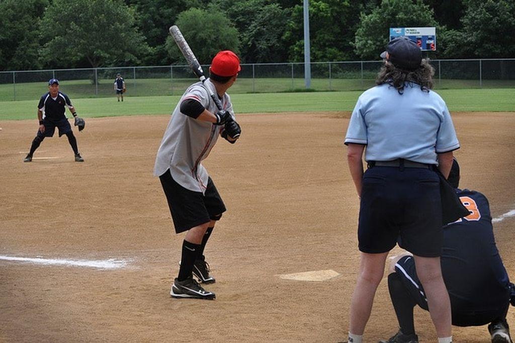 Johnston adult softball