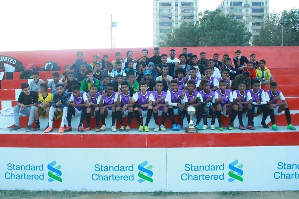 Aga Khan School Kharadar & Lyari Kakri crown champions of 2nd SC-KU