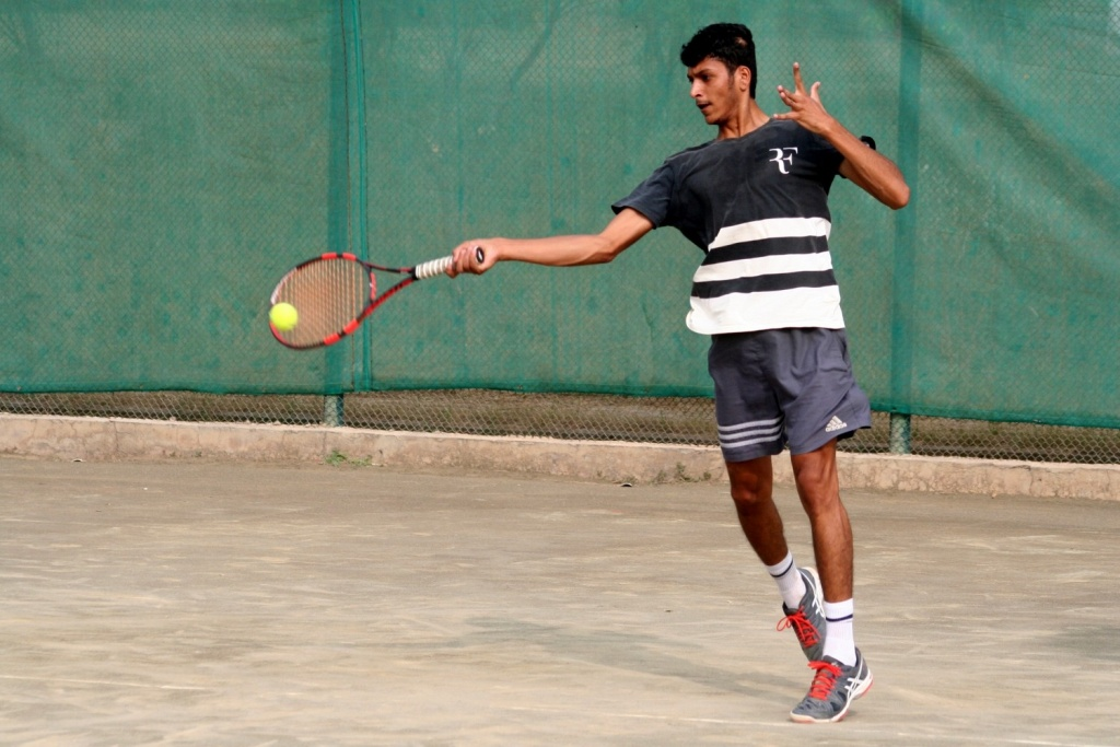 unseeded players show presence in 31st federal cup national ranking tennis championships khilari. Black Bedroom Furniture Sets. Home Design Ideas